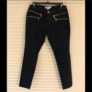 Michael Kors Double Zipper pants - Size: 8P